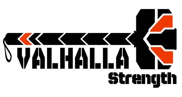 Valhalla Logo white